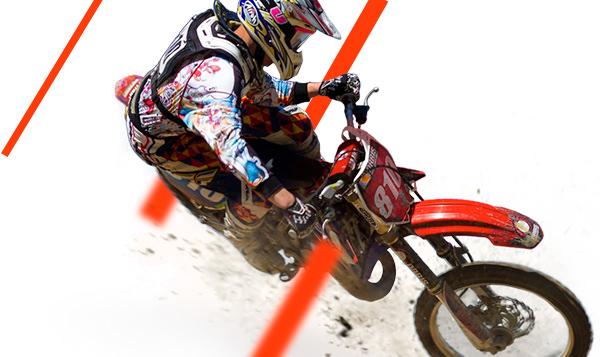 NAJNOWSZE OKLEINY MX i ATV